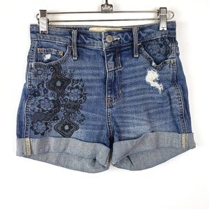 Hollister | High Rise Boyfriend Short Size 00/23